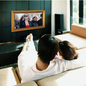 tv-in-a-frame