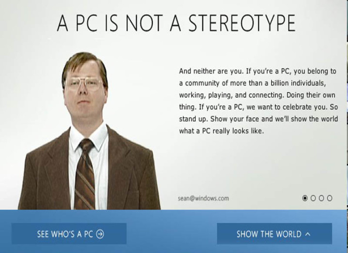pcstereotype