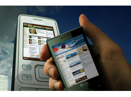 Opera nudges iPhone aside as top mobile browser - Comms