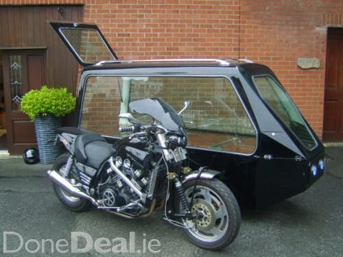 Motorcycle Hearse Business For Sale On Donedeal Ie Companies