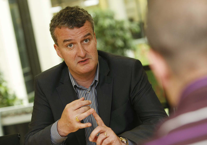 King of the cloud: Fergus Gloster on winning the SaaS revolution