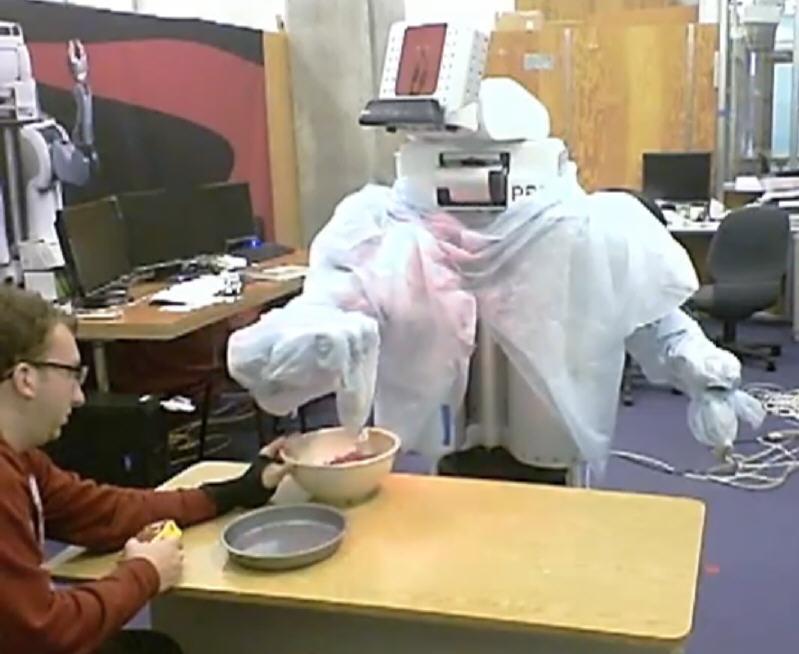 pr2cookierobot