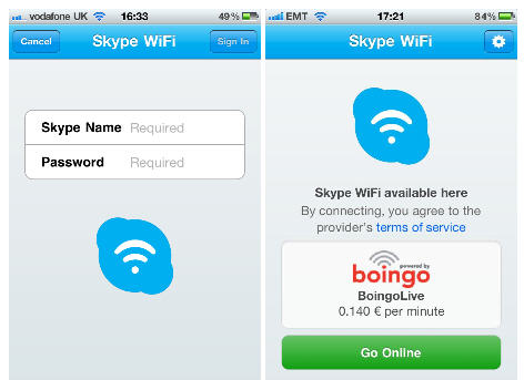 Skype WiFi arrives on iOS devices - Comms | siliconrepublic