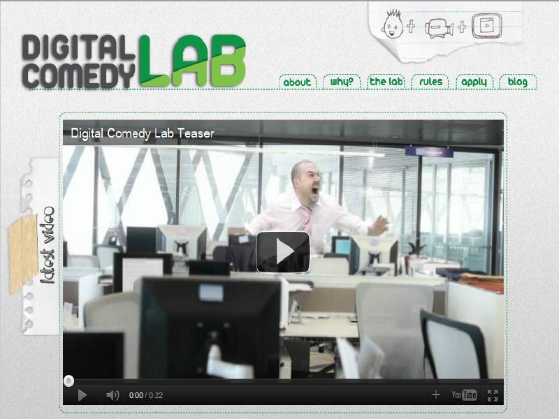 comedy-lab