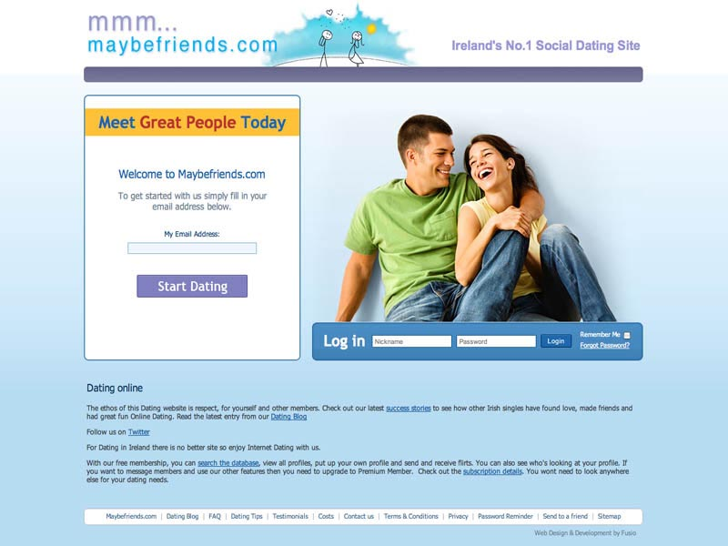 Player Dating Site.