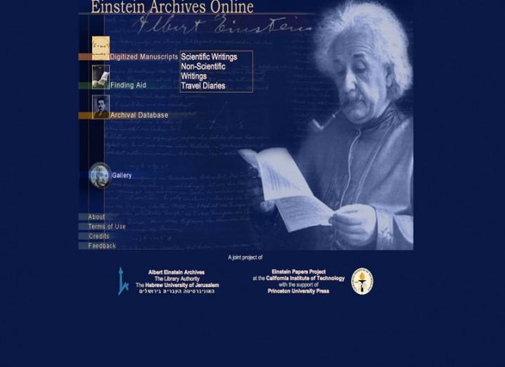 einstein-archives-hebrew-university-of-jerusalem