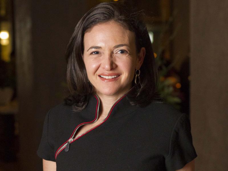Sheryl Sandberg joins board of her late husband's company SurveyMonkey