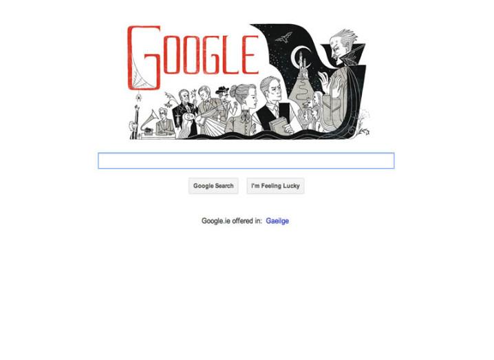 google-doodle-bram-stoker