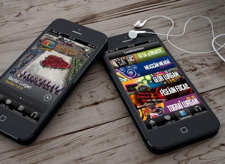 tg-lurgan-irish-language-music-app