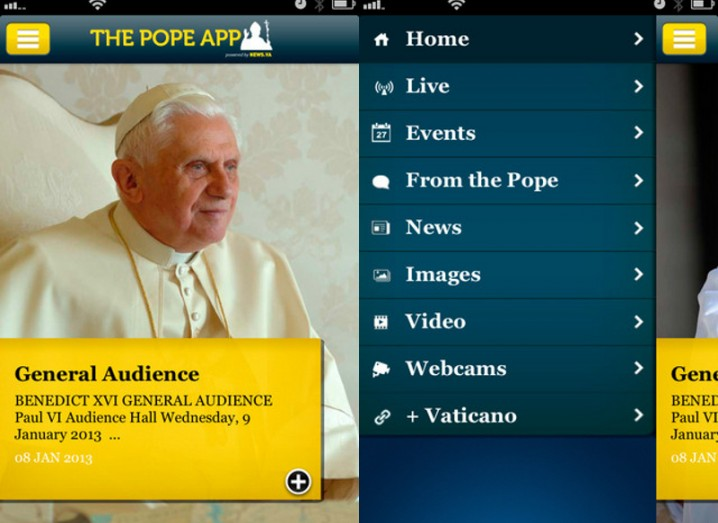 the-pope-app
