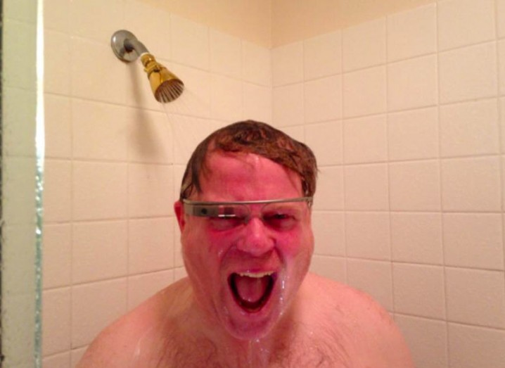 scoble-shower