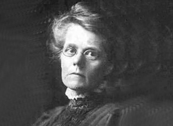 Mathematician Alicia Boole Stott. Image: Wikimedia Commons