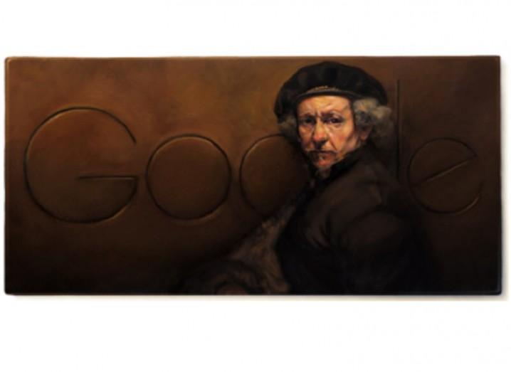 rembrandt-doodle