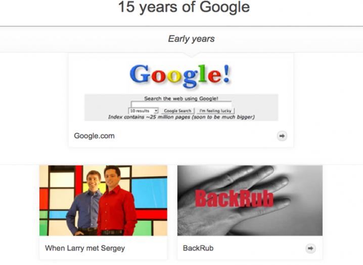 googletimeline