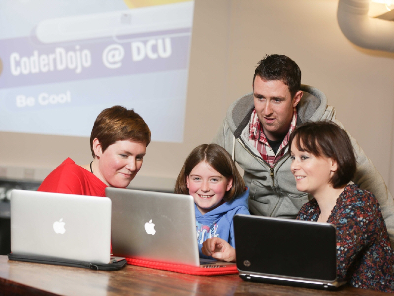 Young Irish coder inspires European 'learn to code' project