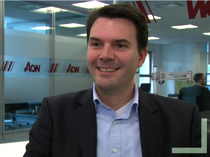 Working at Aon's Centre for Innovation and Analytics (video)