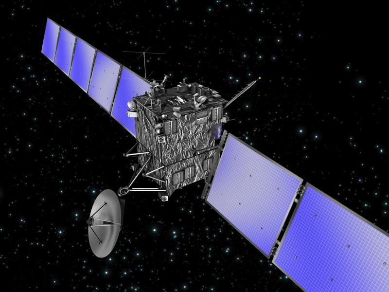 Irish scientist's role in comet-chasing Rosetta mission