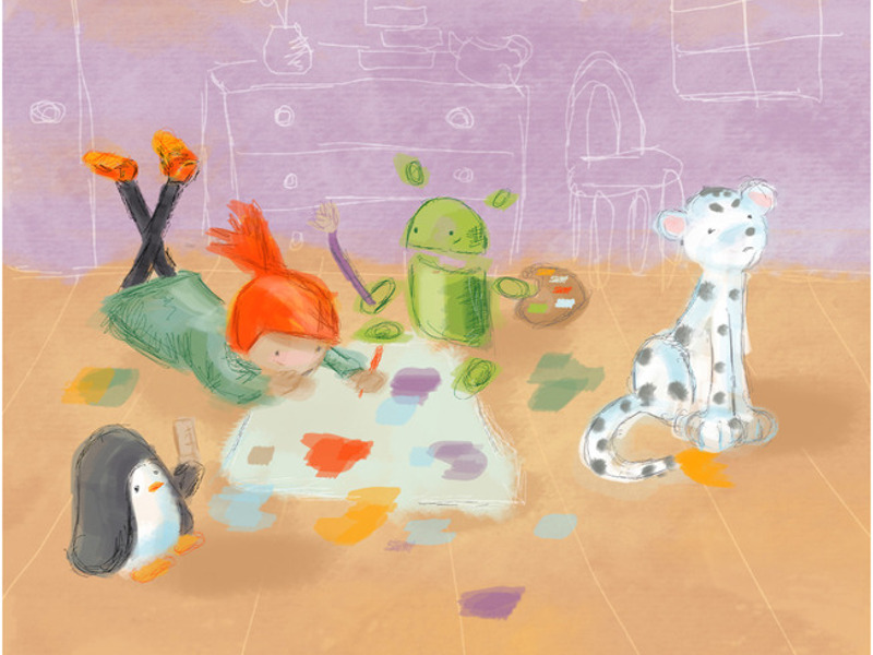 Hello Ruby, an illustrated children's book about coding, gets Kickstarter backing