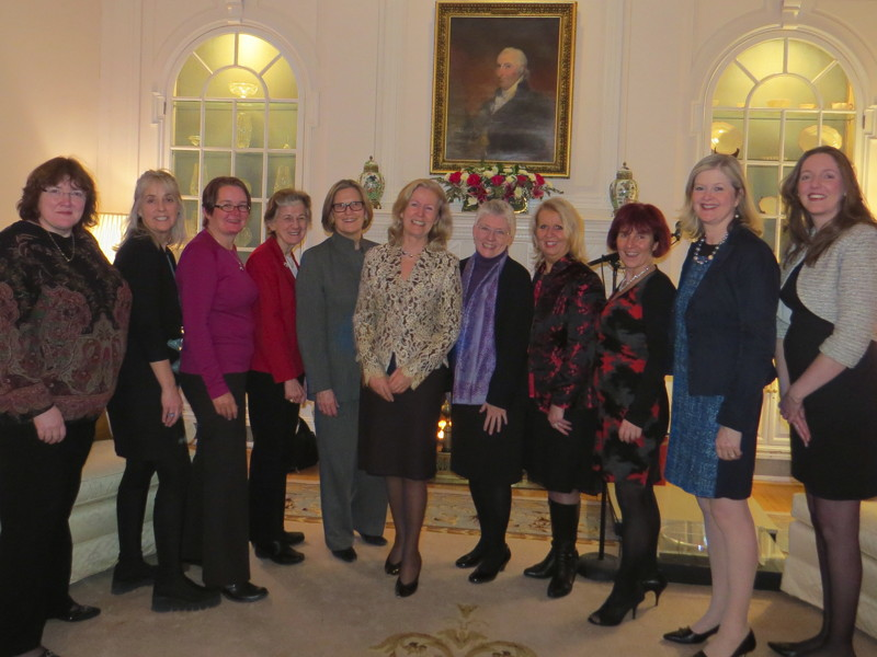 IWISE event gathers US-Irish women in science and engineering