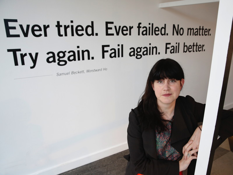 Sugru founder on new conversations about failure