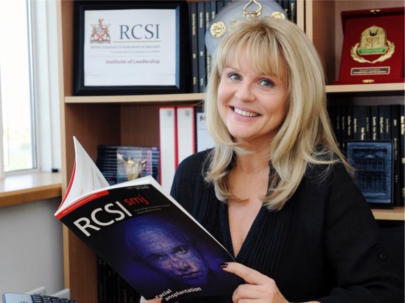 Irish cyberpsychologist Mary Aiken inspires latest CSI TV spin-off