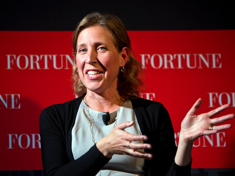 Google confirms appointment of Susan Wojcicki as YouTube CEO