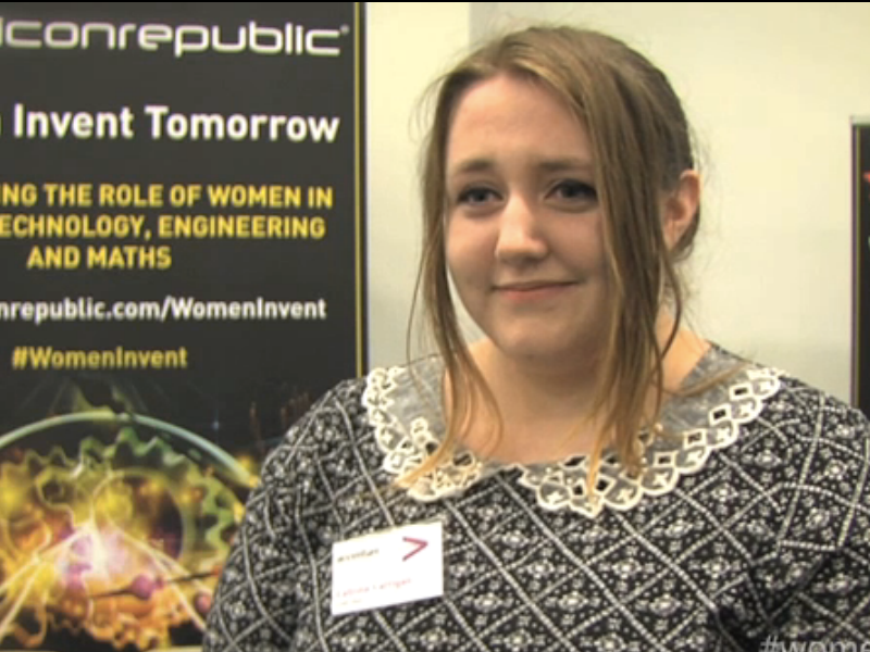 'Before CoderDojo I had no interest in technology,' says teen developer (video)