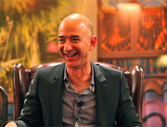 Bezos was only briefly world's richest man but Amazon is in its Prime