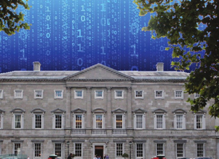leinster-house-illustration