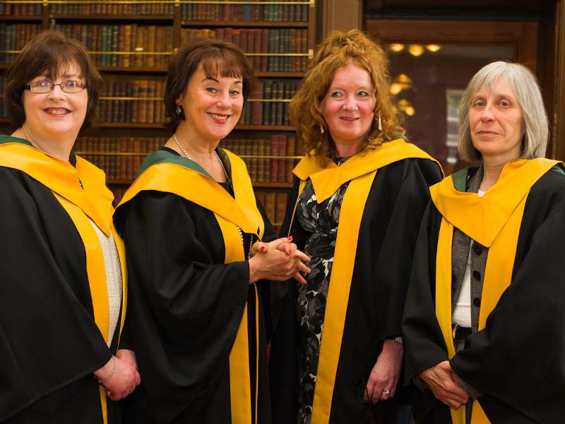 Royal Irish Academy admits 15 new members