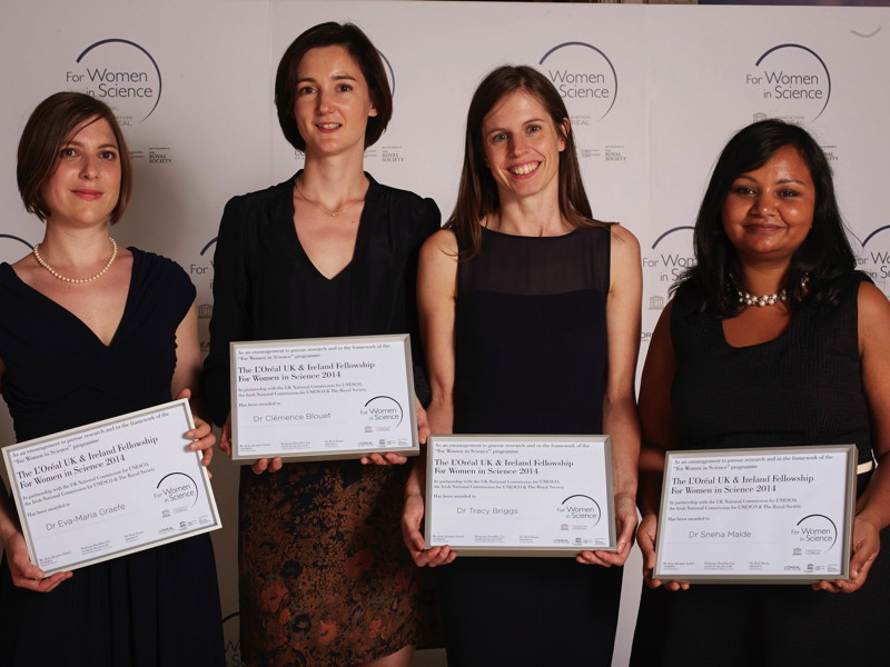 L'Oreal-UNESCO For Women in Science awards to increase in scope