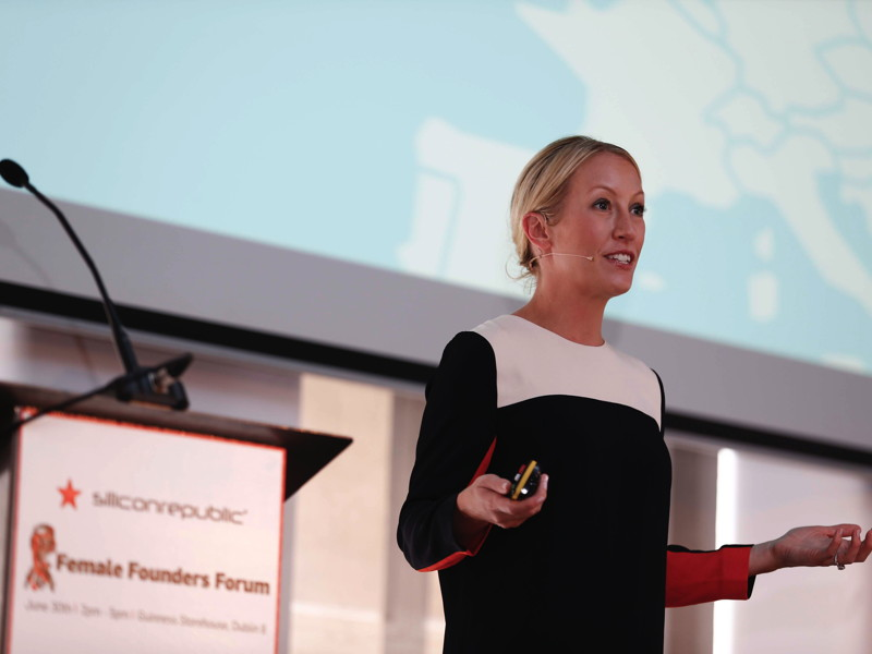 Eventbrite's Julia Hartz: Clear vision for product vital to starting a business (videos)