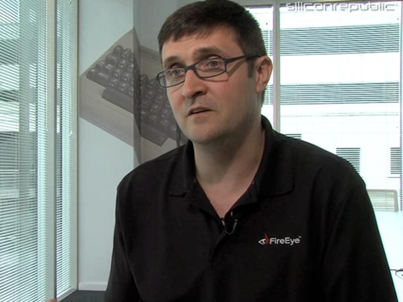 Career opportunities at FireEye in Dublin (video)
