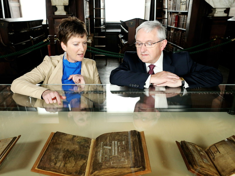 Bank of America Merrill Lynch funds conservation, digitisation of early manuscripts