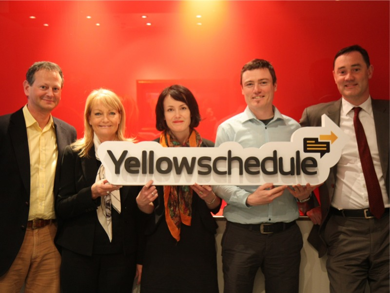 YellowSchedule raises €600,000 in seed round from angel investors and EI