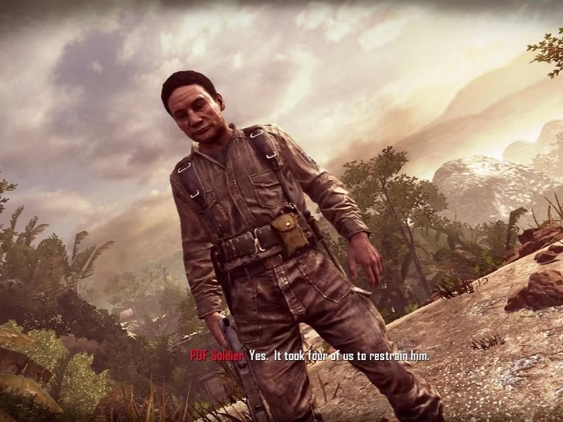 Noriega sues Activision over likeness used in Call of Duty