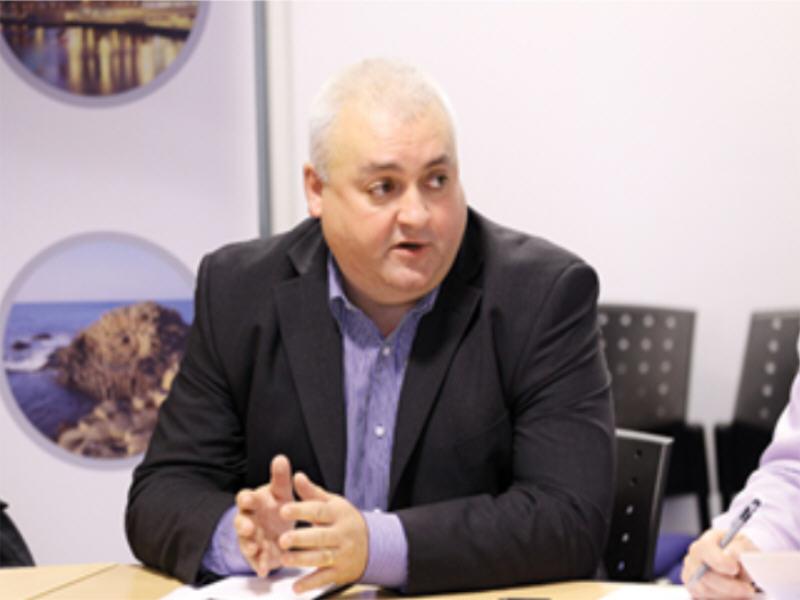 The five minute CIO: Brendan Crossey