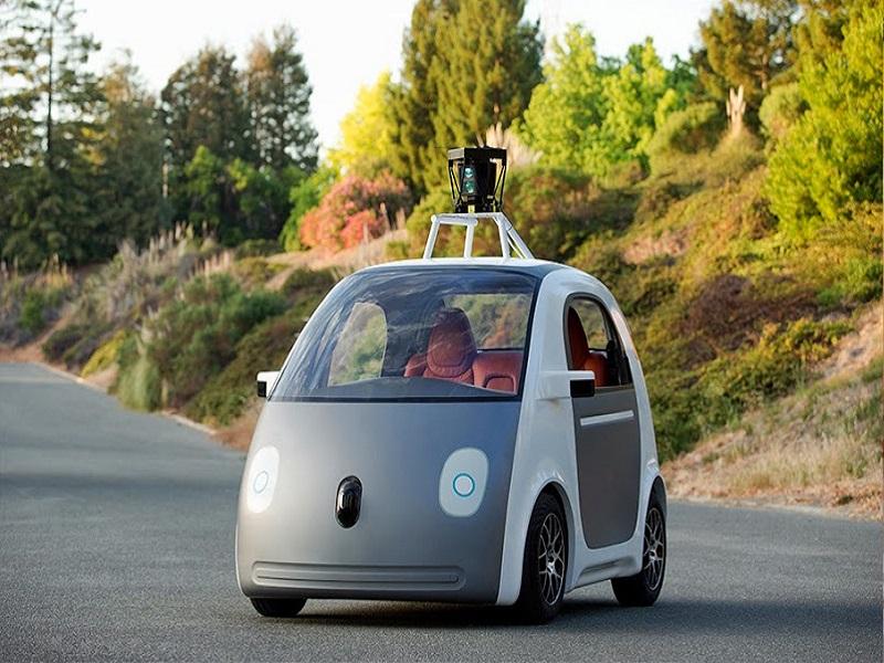 UK gives green light for driverless cars