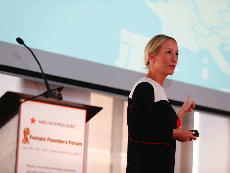 The interview: Julia Hartz, president and co-founder, Eventbrite