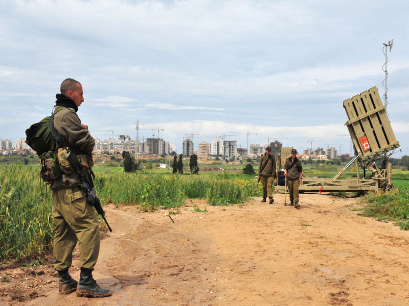 Hackers targeted tech firms behind Israel's Iron Dome missile system