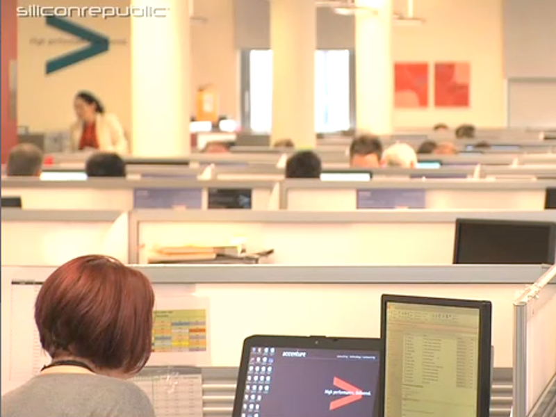 Look Inside highlights: Accenture, AOL, Aon, Fidelity and Storm (video)