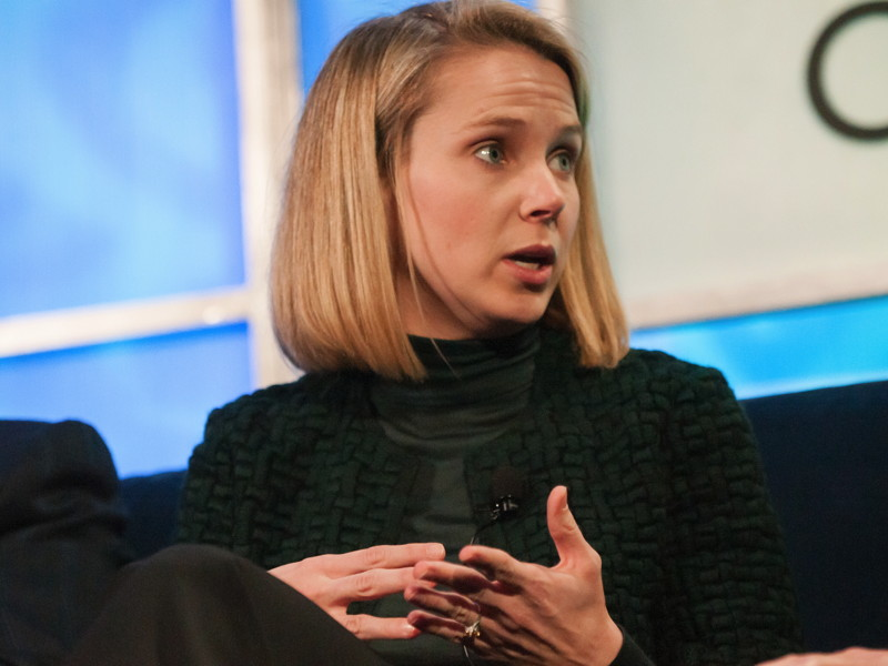 Yahoo! 'not satisfied' with Q2 financial results
