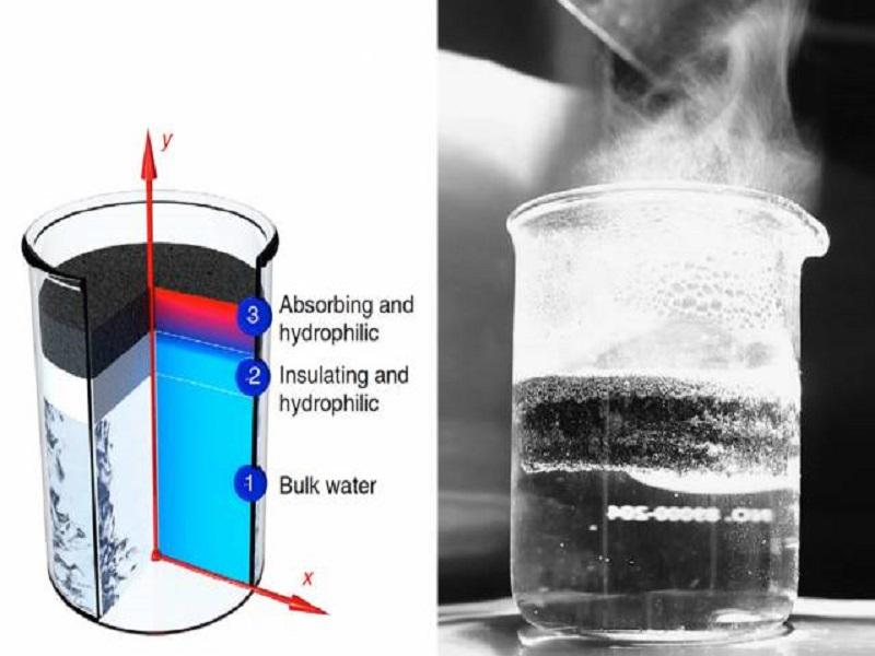 MIT develops revolutionary graphene material for steam energy