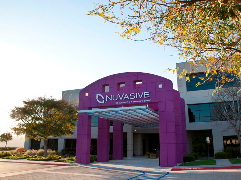 Med-tech player NuVasive sets up in Waterford with 30 high-skill jobs