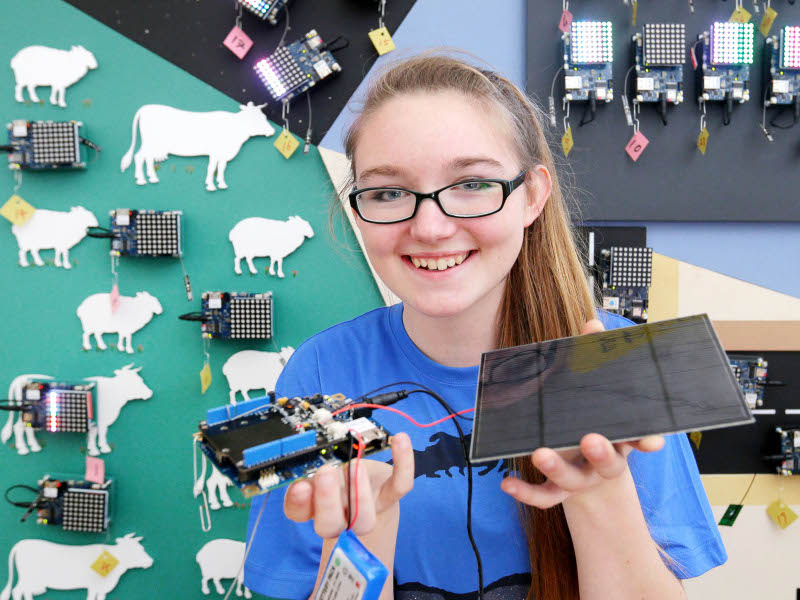 'Designed in Ireland' Intel Galileo board powers Dublin Maker event