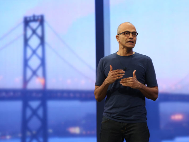 Microsoft to axe 14pc of workforce, 18,000 jobs to go