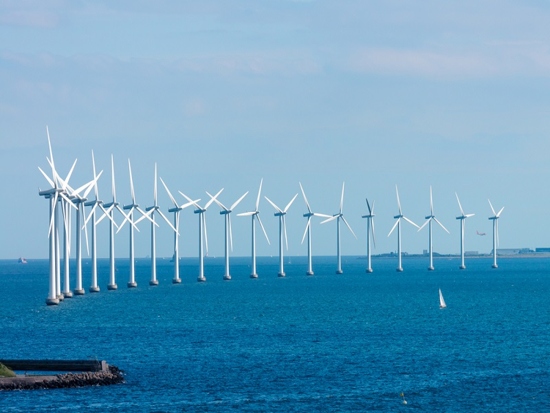 Wind farms totalling 4.9GW to be built off European shores by 2016