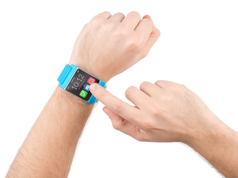 Microsoft jumps on wearables bandwagon – everybody's doing it, sure why not?