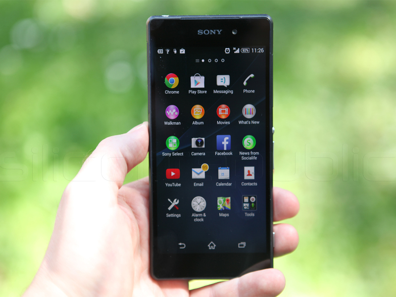 Review: Sony Xperia Z2 smartphone (video)