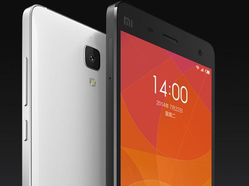 Xiaomi to take on Apple iPhone with Mi 4 smartphone